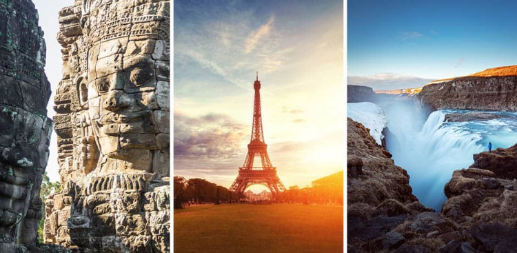Best 12 places to travel with friends in the world